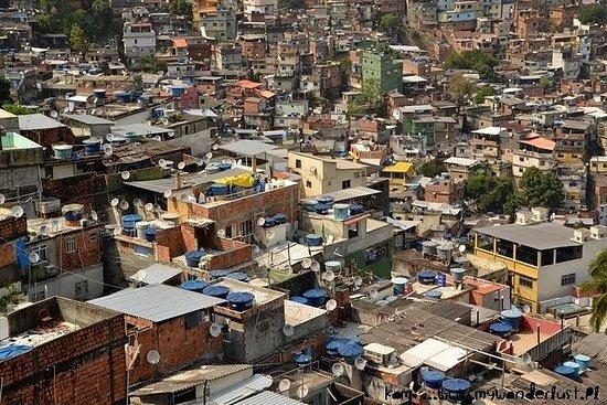 Favela Tour Rocinha och Vila Canoas ...