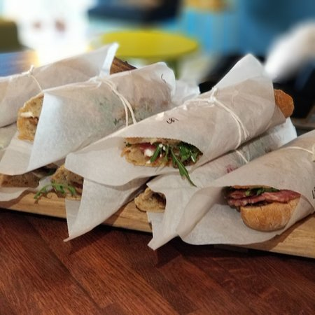 Fresh Sandwiches made daily