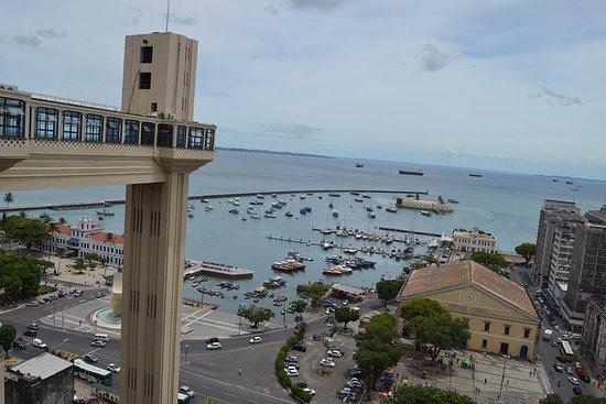 City Tour em Salvador saindo da Praia...