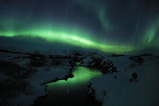 Nordlicht-Mitternachtsabenteuer ab...