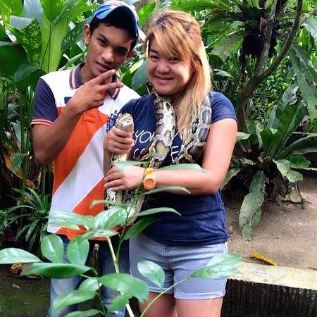 Lanchang, Malaysia: Deerland Park