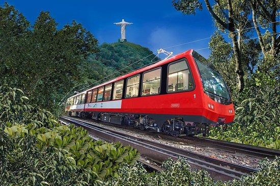Journée complète à Rio: le Christ en...