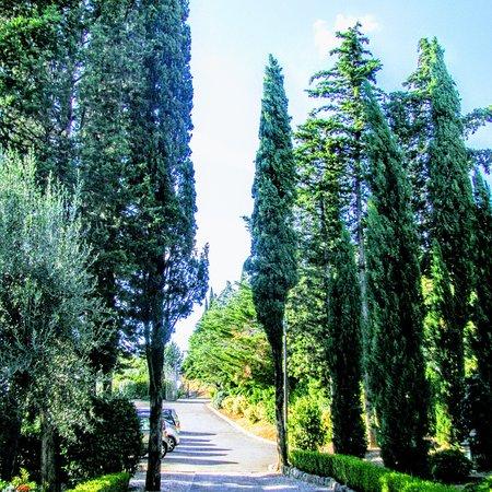 Beautiful scenery in Province of Perugia ,Umbria