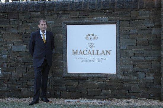 Luksuriøs whiskyopplevelse på Macallan...
