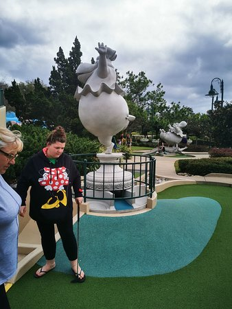 Disney's Fantasia Gardens Miniature Golf Course (Kissimmee ...