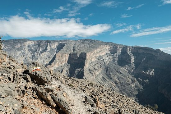 Jebel Shams & Oman's Grand Canyon Day...
