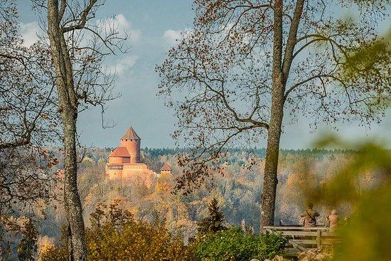 Kultur, mat og vin tur til Sigulda og Cesis - privat tur
