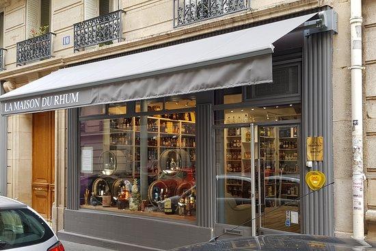 La Maison du Rhum Paris
