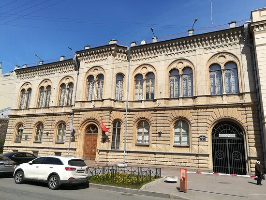 Estate of Prince L.V. Kochubey