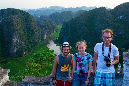 Ninh Binh de 2 dias: Tam Coc - Reserva...
