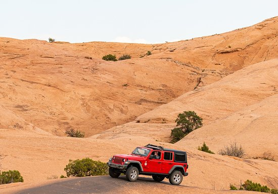 Canyonlands Jeep and Car Rentals