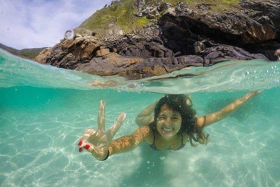 午餐的Arraial do Cabo全日导览游
