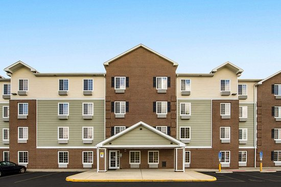 WOODSPRING SUITES AKRON - Prices & Hotel Reviews (Ohio ...