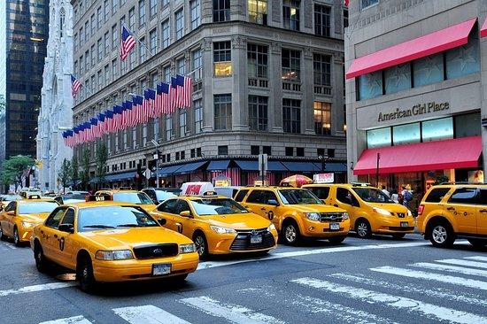 Fortworth Taxi Cab