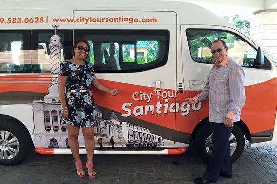 City Tour Santiago