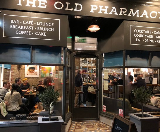 The Old Pharmacy