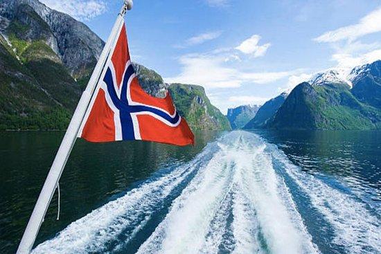 Bergen: Mostraumen Fjord Cruise