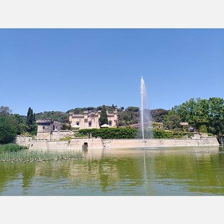 Arenys de Munt, Spain: Hermoso castillo 🏰