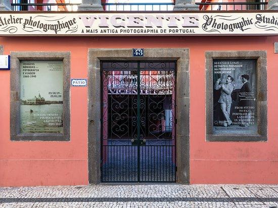 Museu de Fotografia da Madeira - Atelier Vicente's
