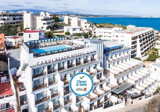Carvi Beach Hotel Algarve, hoteles en Algarve