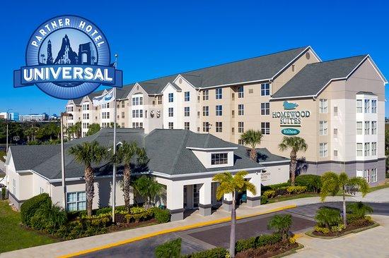 Homewood Suites by Hilton Orlando-Nearest to Univ Studios, hoteles en Orlando