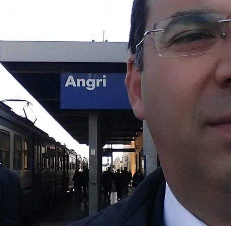 Angri stazione ferroviaria
