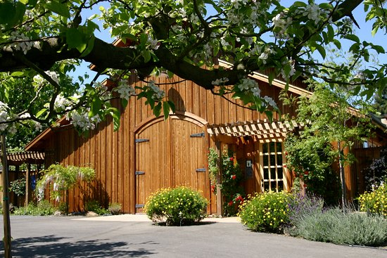 Healdsburg, Kalifornia: Welcome to the Barn!
