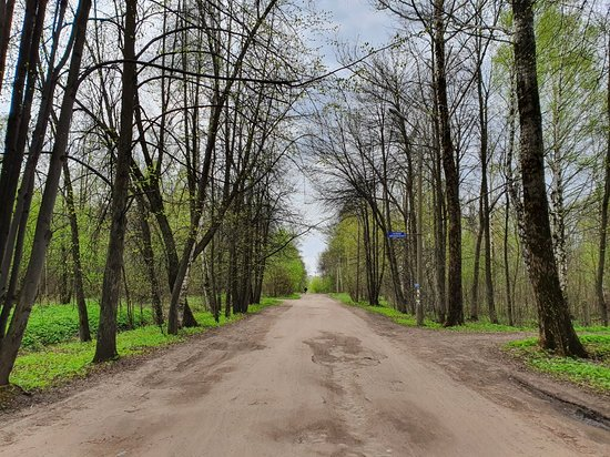Petropavlovskiy Park