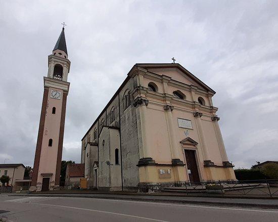 Chiesa di San Pietro Apostolo di Tavo