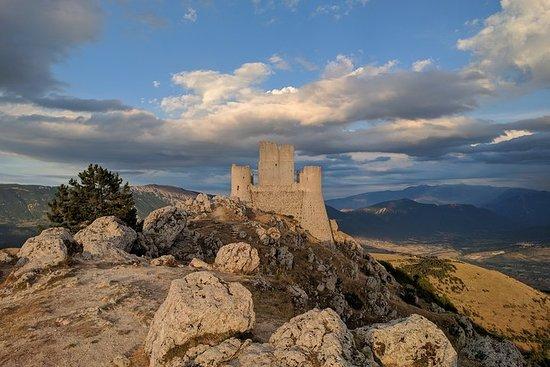 Rocca Calascio e Santo Stefano di Sessanio, Trek del Gran Sasso