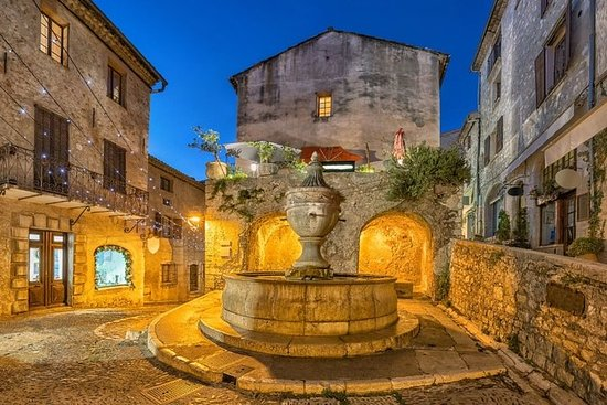 GUIDED TOUR: Cannes, Antibes...