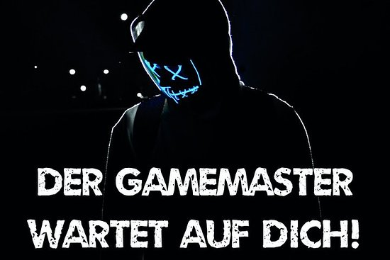 Gamemaster - Game of Life (Exitgame Schwerin)