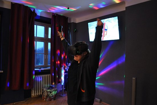 Virtual Rality living room Wismar