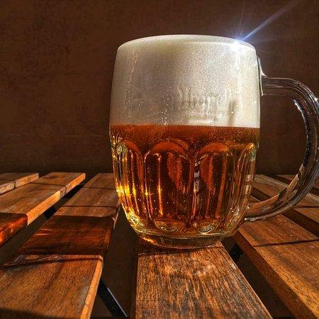 Beer on tap Quality beer Pilsner beer