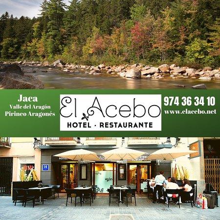 Hotel El Acebo, hoteles en Jaca