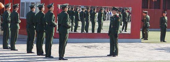 Beijing, Kina: Cartolina da Pechino