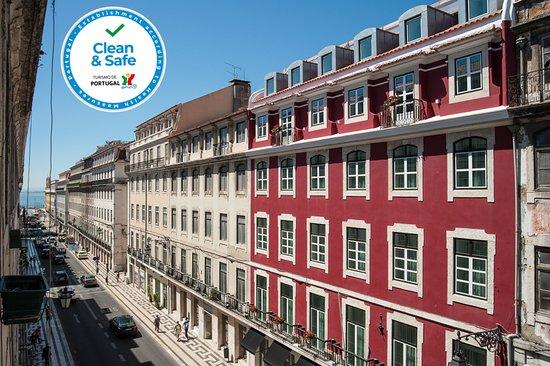 The 7 Hotel, hôtels à Lisbonne