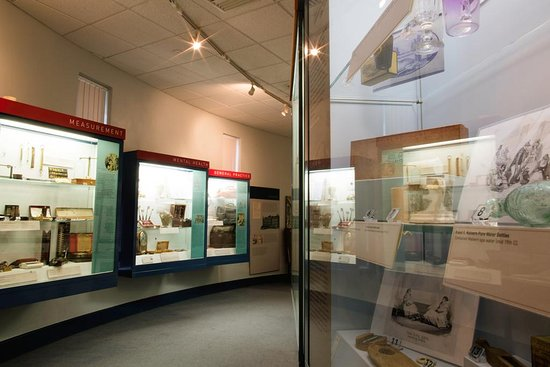Worcester, UK: George Marshall Medical Museum