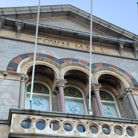 Dun Laoghaire Old Town Hall