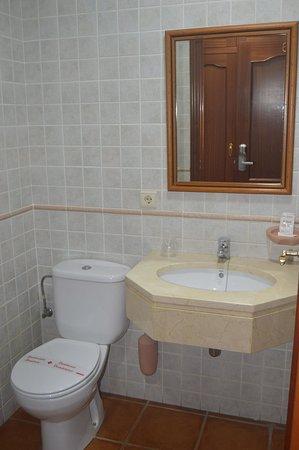 Santaella, España: Baño