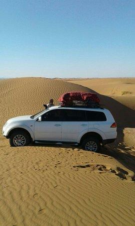 4X4 desert chegaga