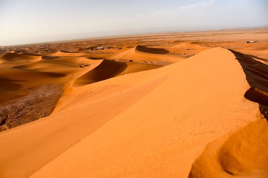 dunes desert marocain