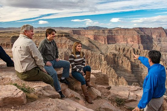 Small Group Grand Canyon West Rim and...