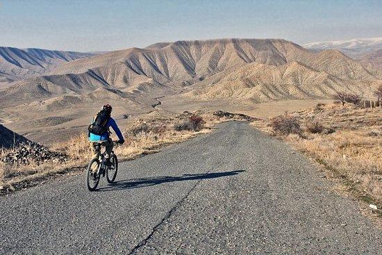 En dags sykkeltur fra Garni til...