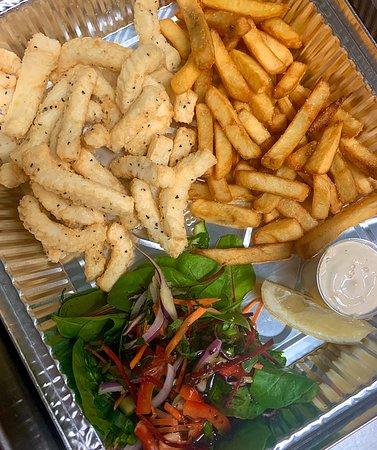 Salt & Pepper Calamari Takeaway