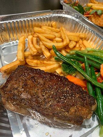 Porterhouse Steak Takeaway