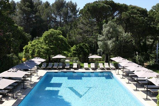 Hotel Le Vallon de Valrugues & Spa