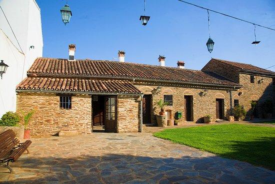 Madronera, Espanja: Terraza/mesón