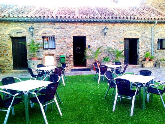 Madronera, Espanja: Terraza