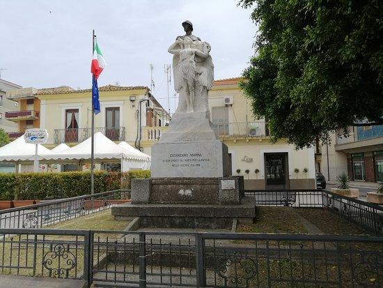 Monumento ai caduti della Prima Guerra Mondiale
